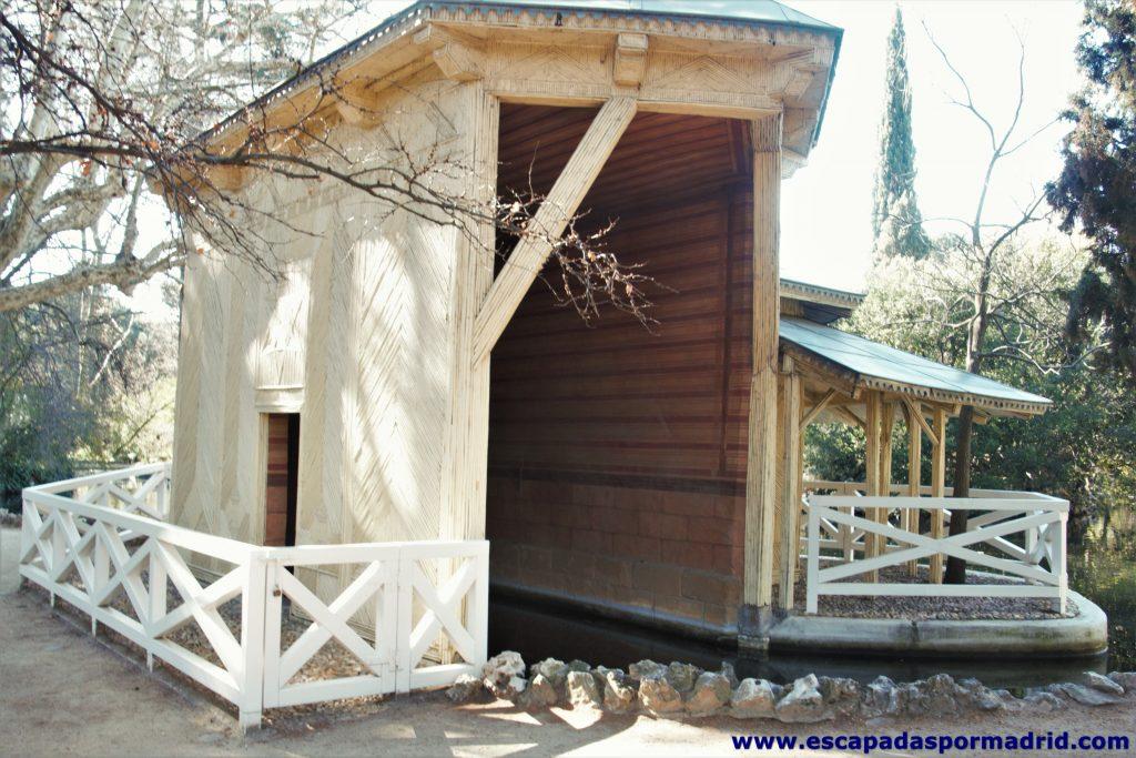 Casa de Cañas - Embarcadero