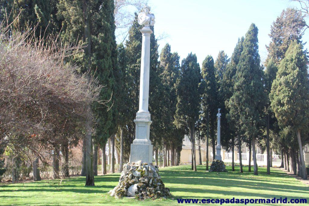 Columnas de los Duelistas