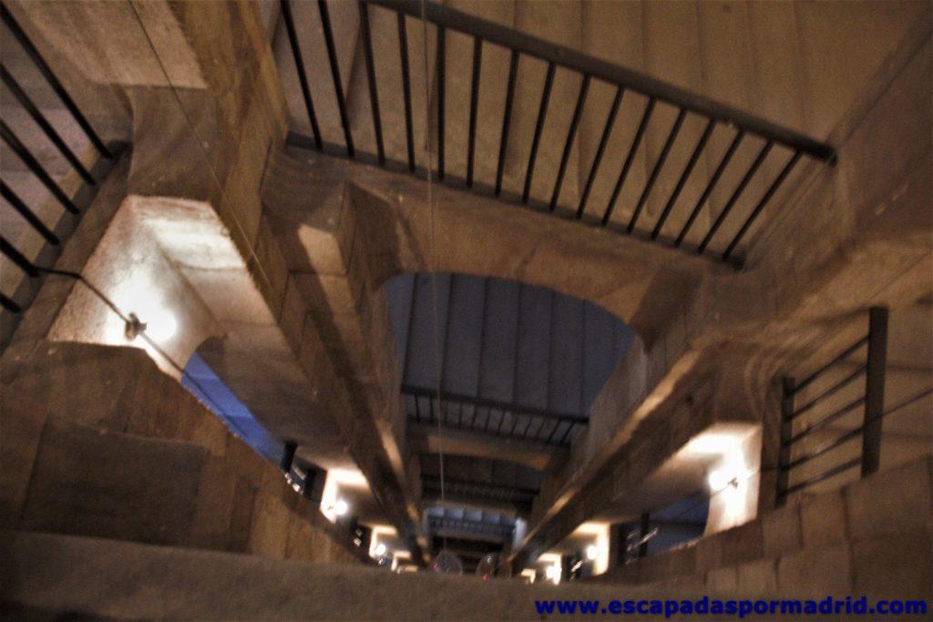 Escaleras. Un puente entre el pasado y el presente