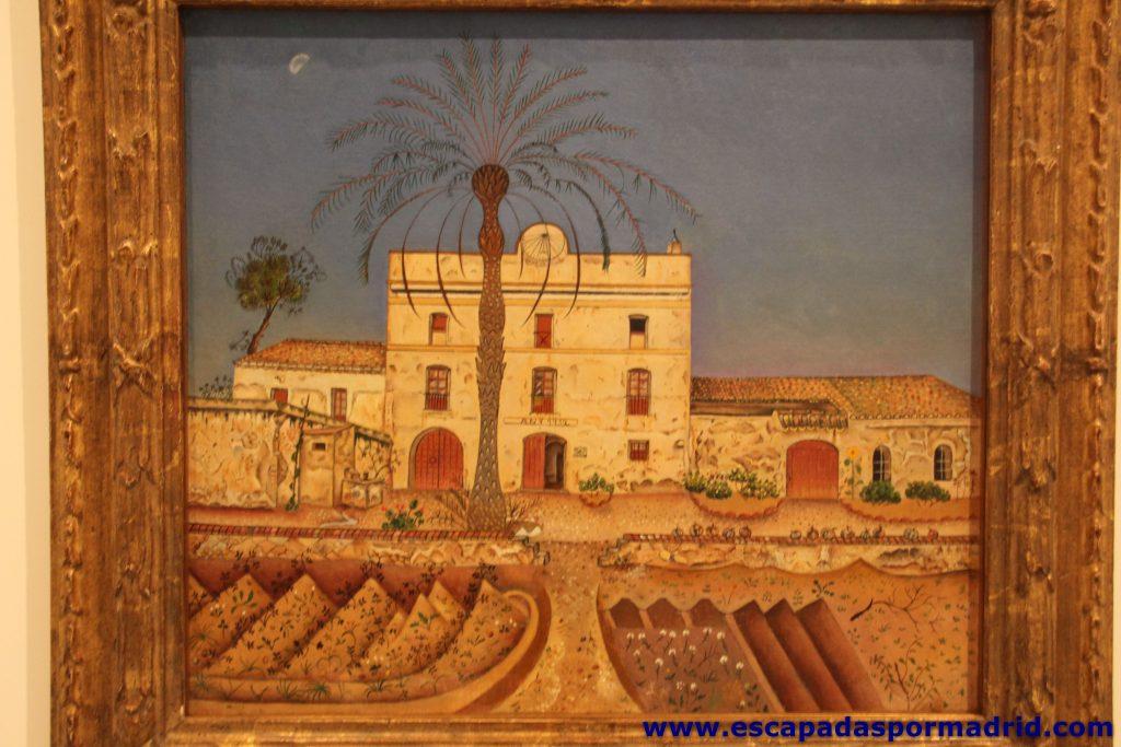 La casa de la palmera (1918)