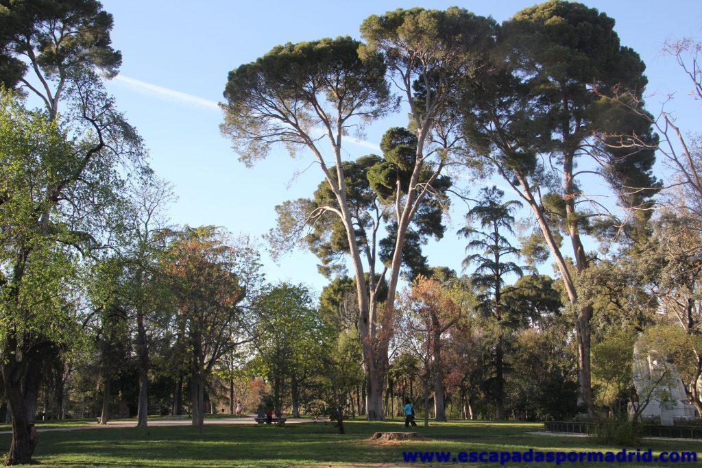 Foto Parque del Retiro