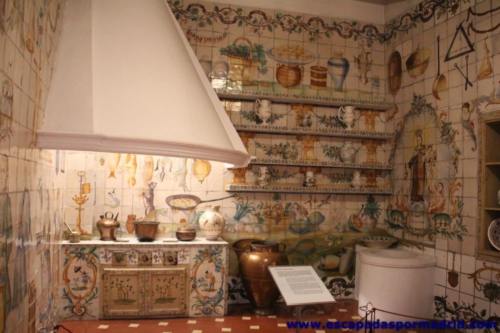 Cocina Valenciana del siglo XVIII