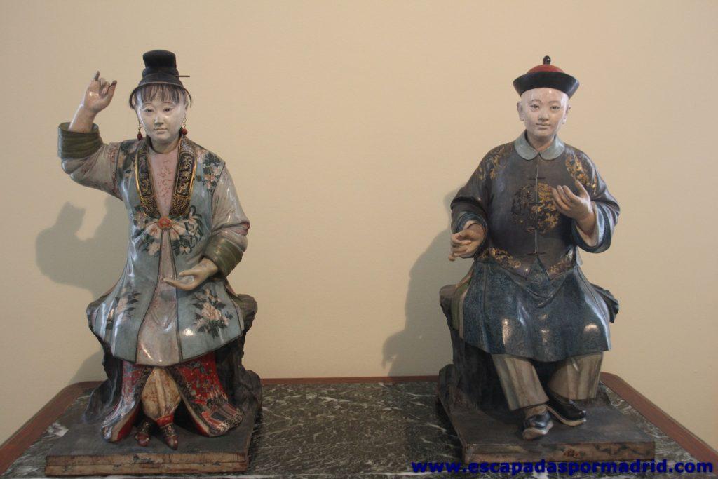 Figuras orientales (Chinerías)