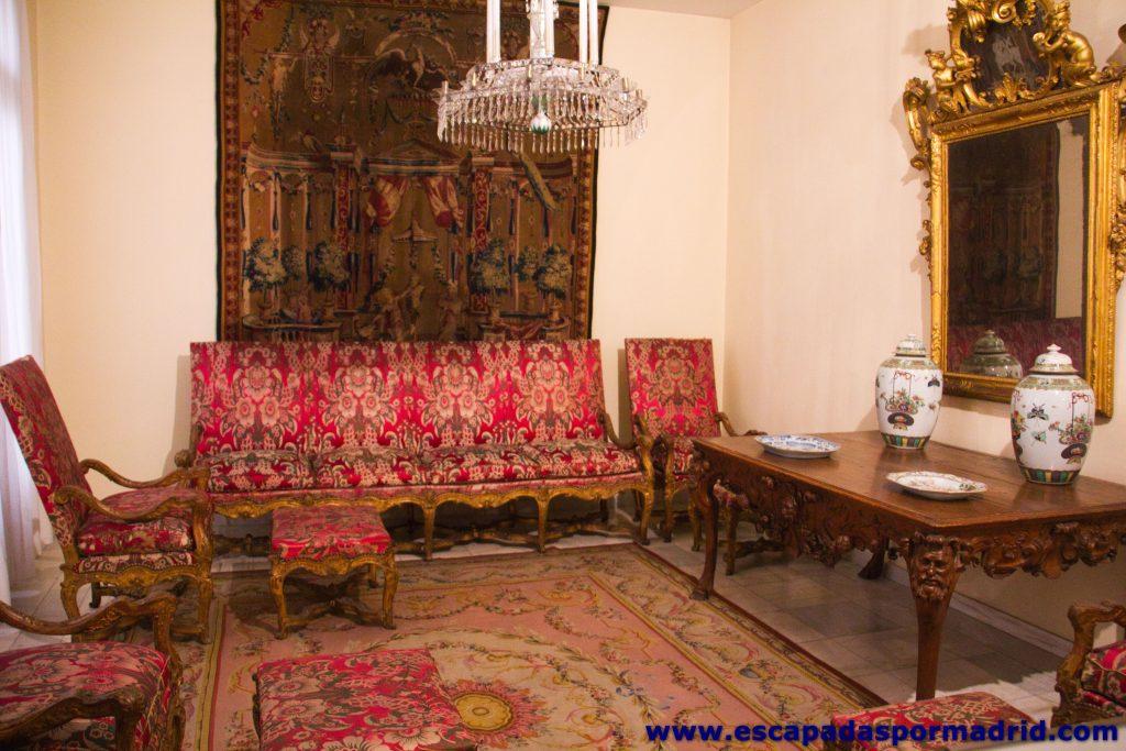 Salón aristocrático