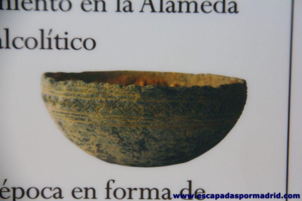 foto de Cerámica Campaniforme del Calcolítico