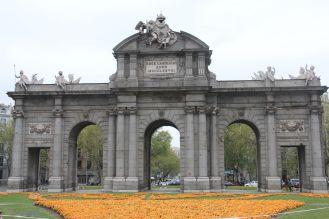 foto de la Puerta de Alcalá