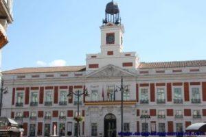 foto de la Puerta del Sol