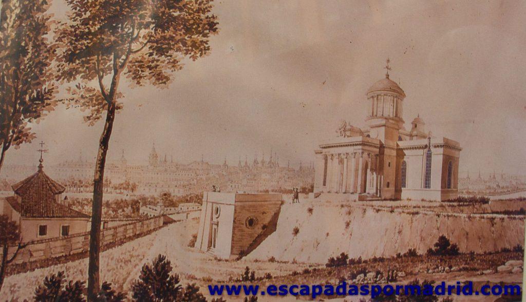 foto de cómo era antes el observatorio