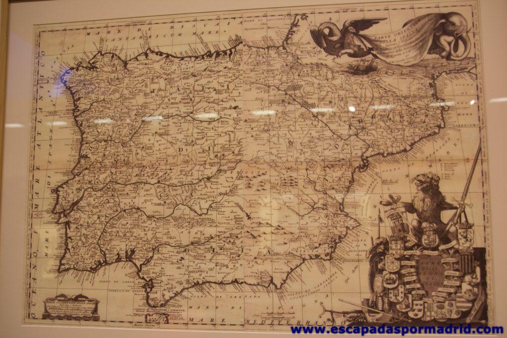 foto de Mapa antiguo de España