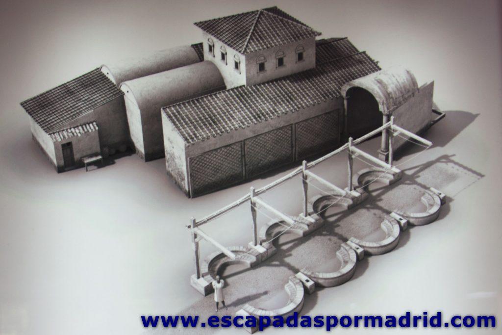foto de cómo era la Casa de Hippolytus