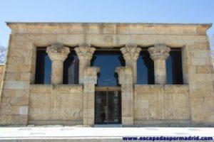 Foto del Templo de Debod