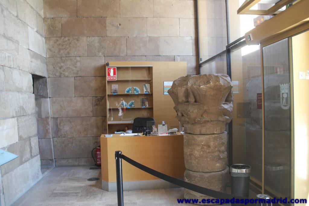 foto del interior del Vestíbulo