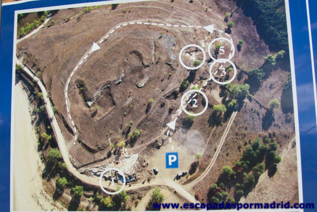 foto del Mapa del Yacimiento