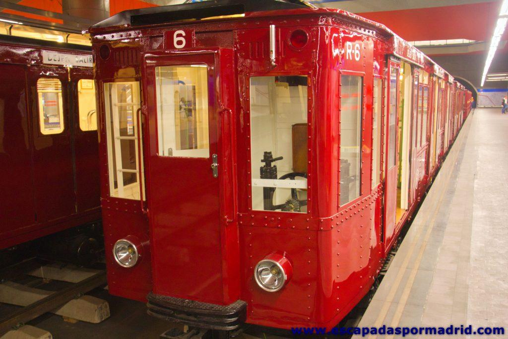 foto de Tren Clásico del Metro de Madrid