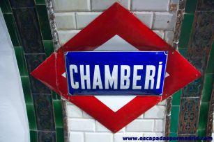 foto de la Estación de Chamberí
