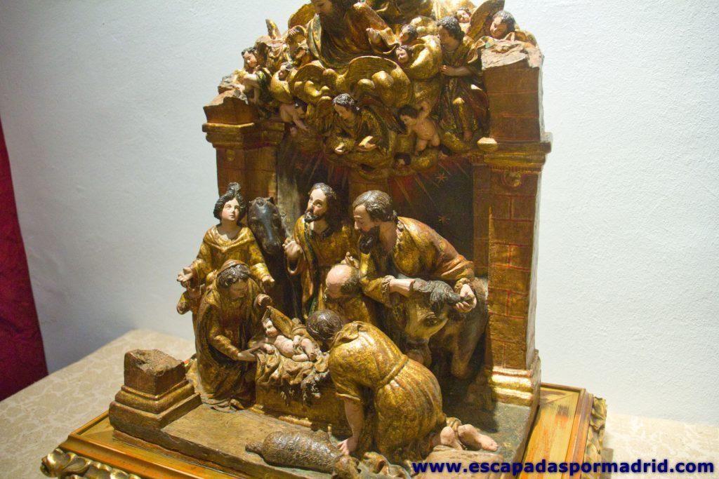 foto de la Adoración de los Pastores