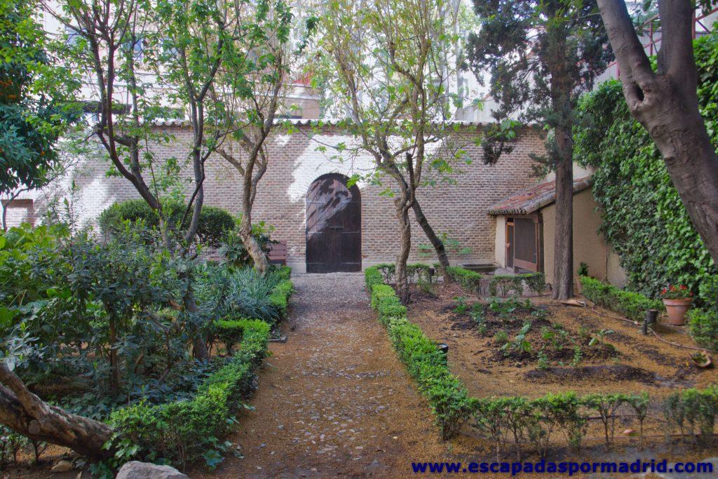 foto de Jardín de la Casa de Lope de Vega