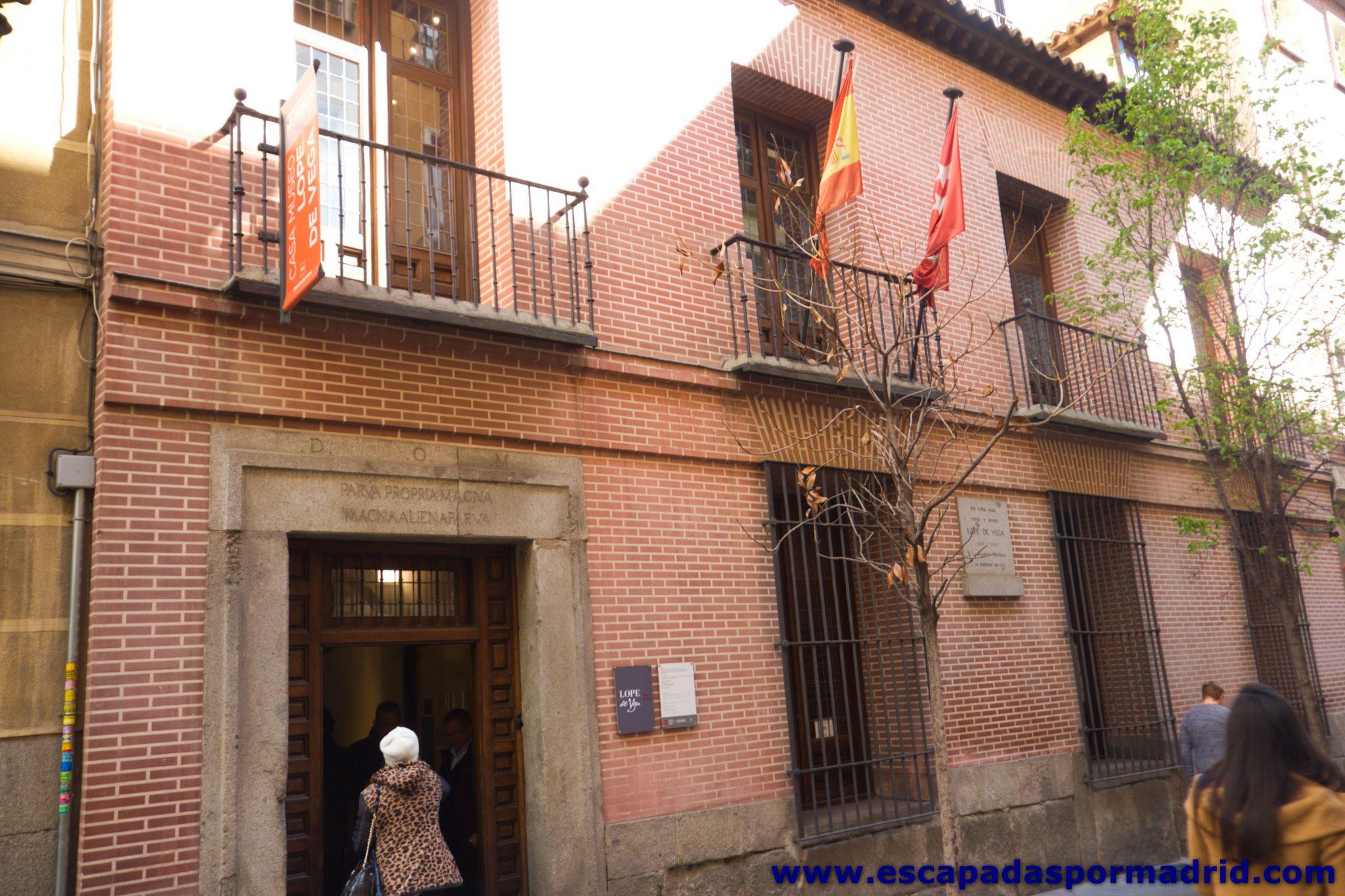 foto de portada Casa Lope de Vega