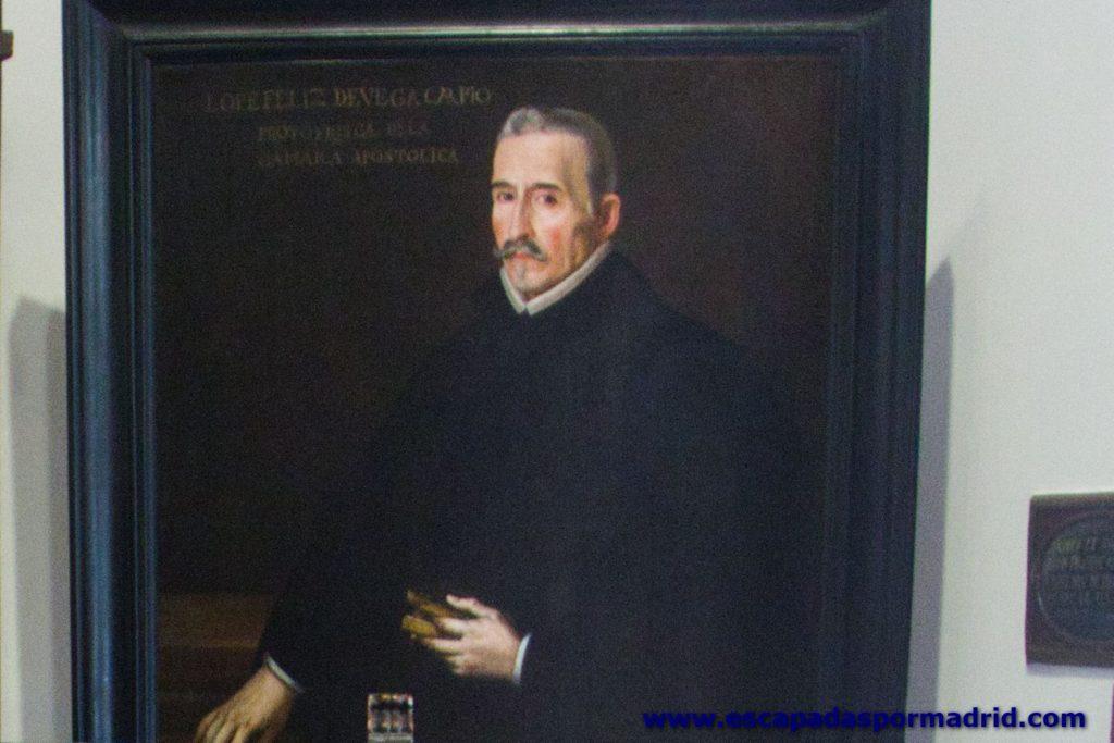 foto de Retrato de Lope de Vega