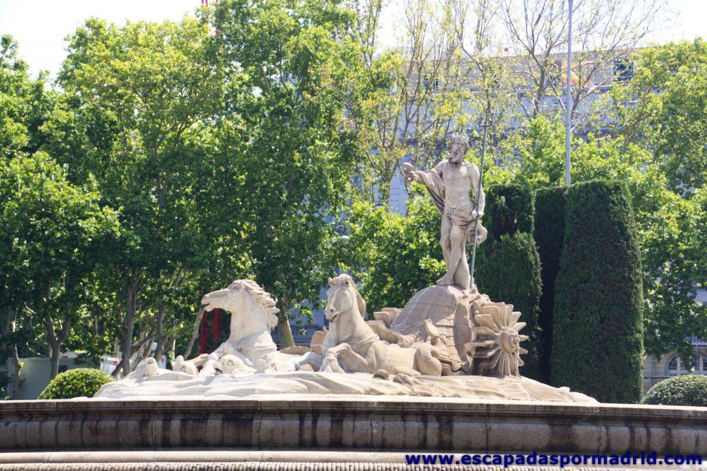 foto de la Estatua de Neptuno