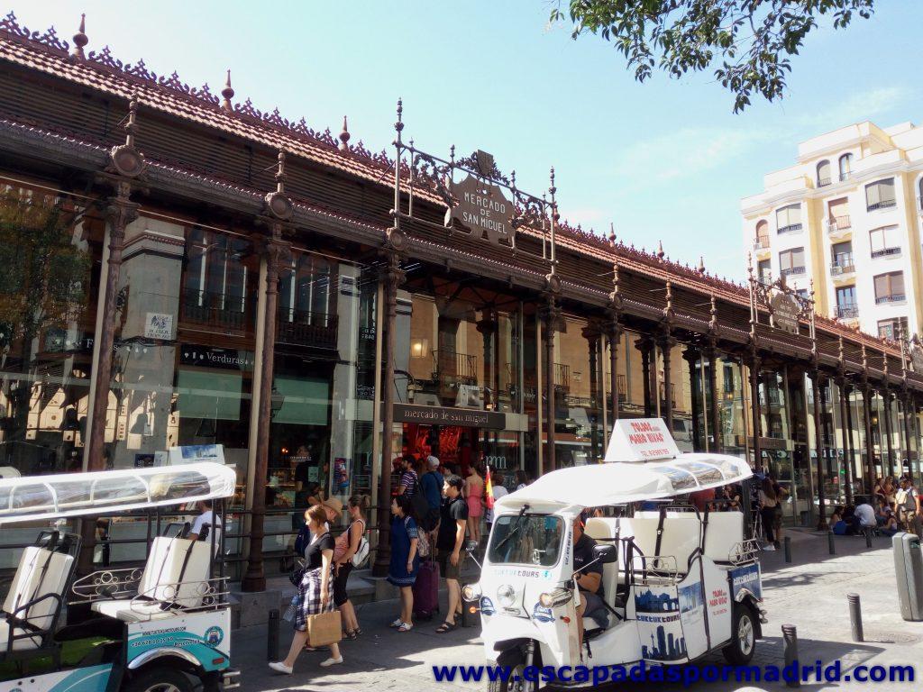 foto del Mercado de San Miguel