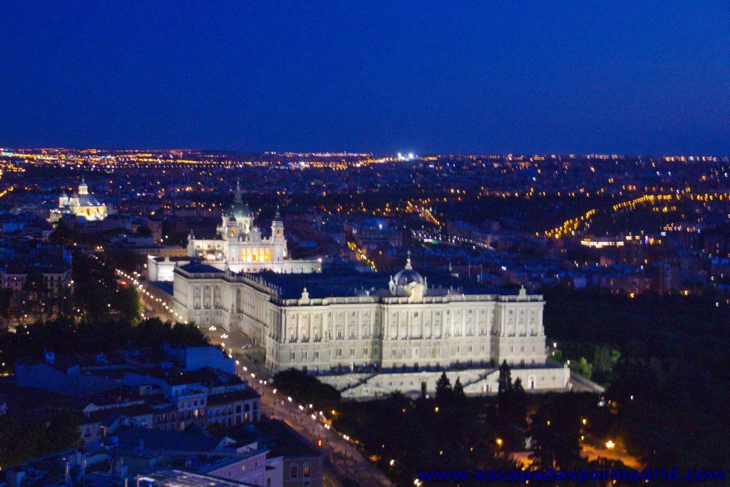 foto del Palacio Real de Madrid
