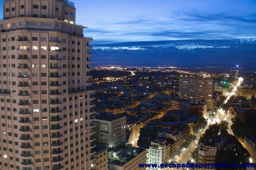 foto de la Torre de Madrid