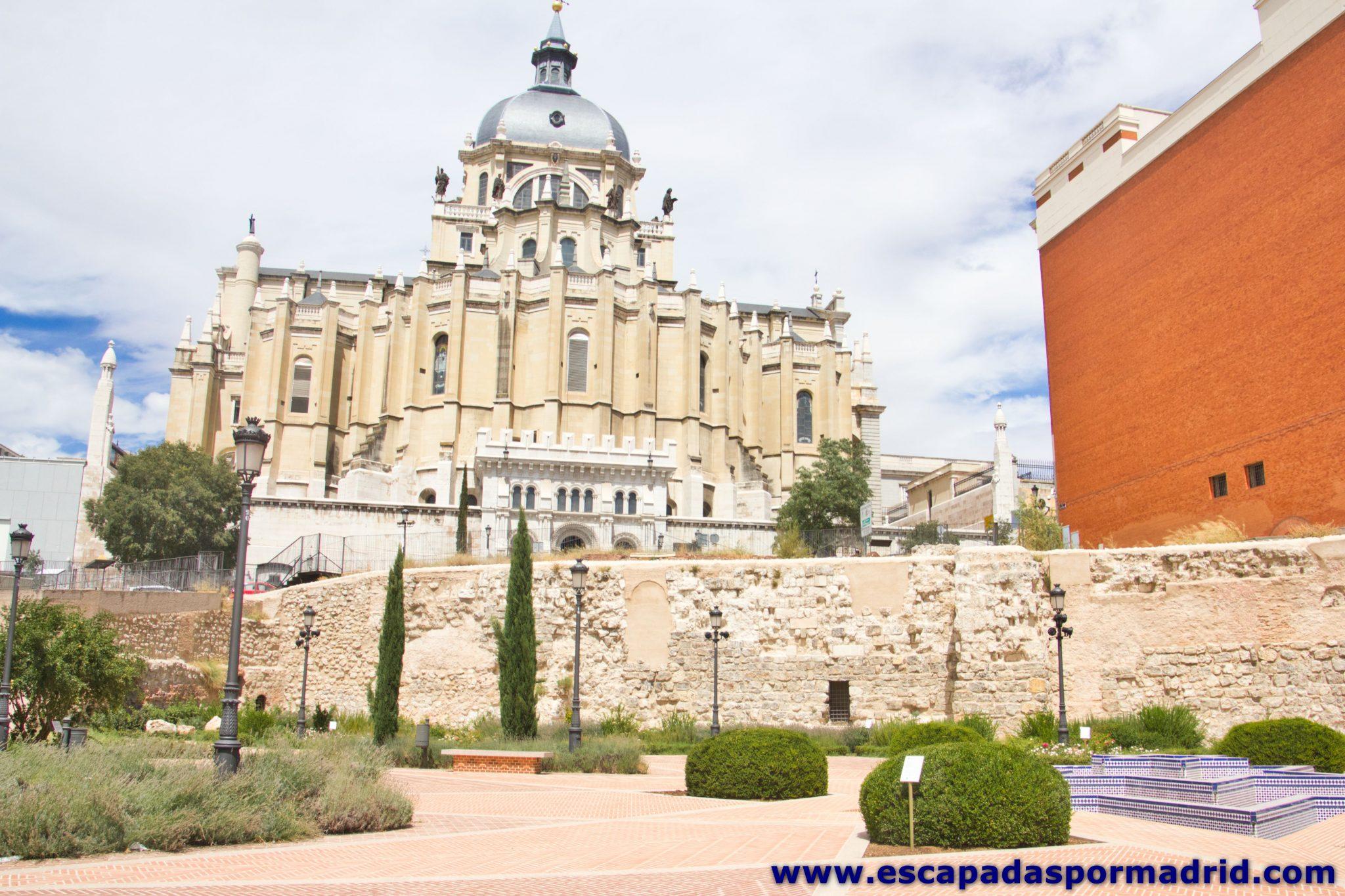 foto de Muralla Islámica de Madrid
