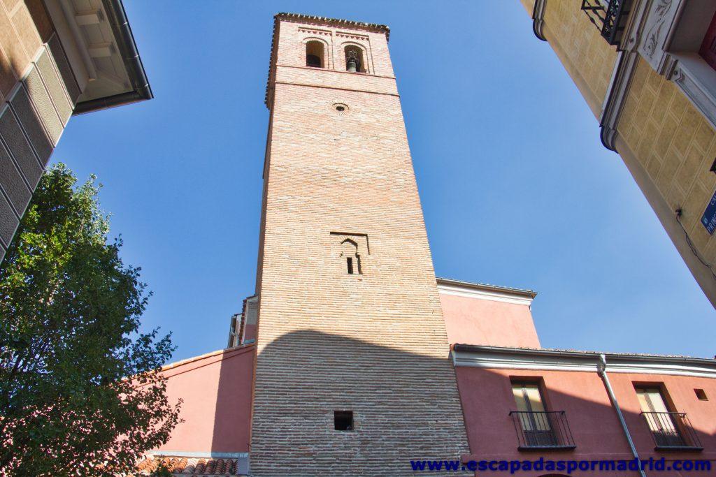 foto de Torre de estilo mudéjar de la Iglesia de San Pedro el Viejo (siglo XIV)