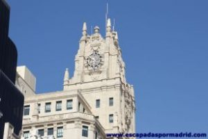foto del Edificio Telefónica