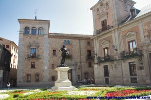 foto de la Plaza de la Villa