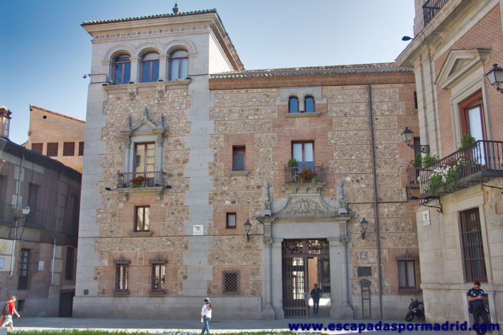 foto de la Casa de Cisneros