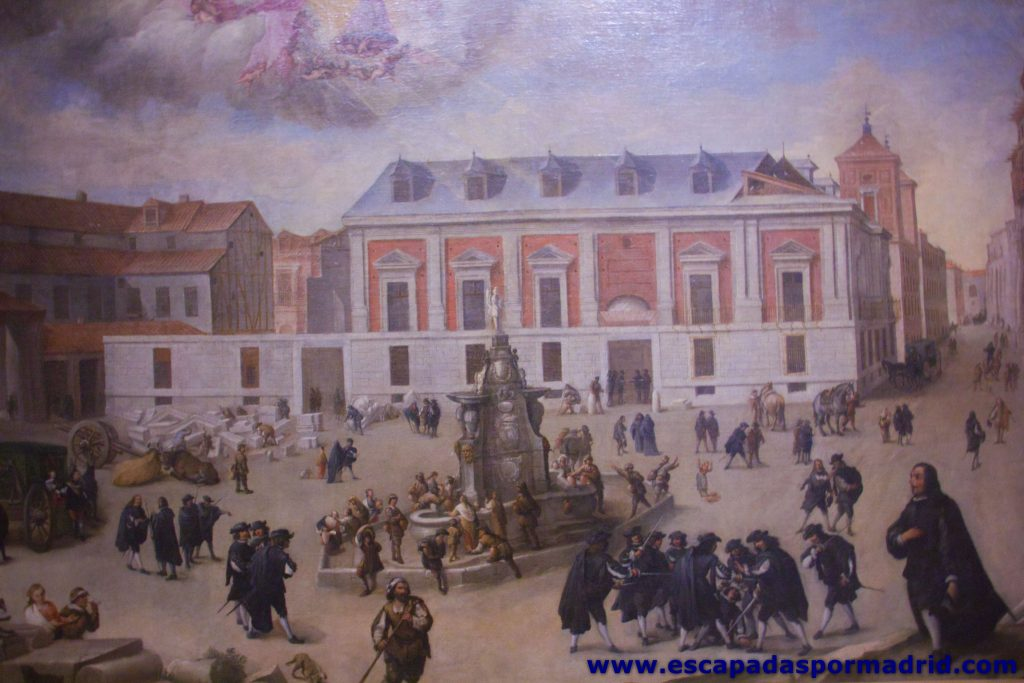foto de la Construcción de la Casa de la Villa