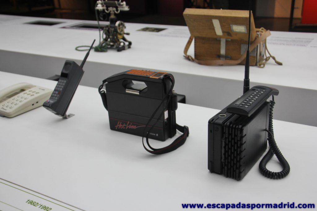 foto de Primeros Teléfonos Móviles (1G)