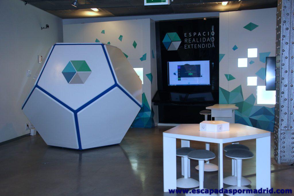 foto de Espacio de Realidad Extendida (Realidad Virtual) en Espacio Fundación Telefónica