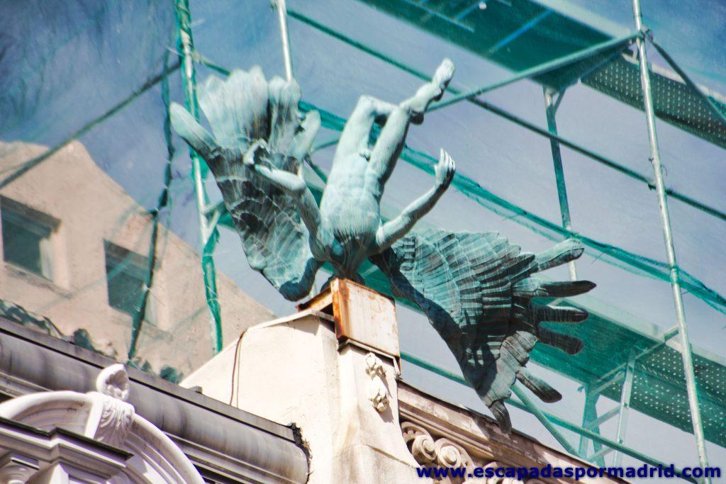 foto de Estatua Accidente A茅reo