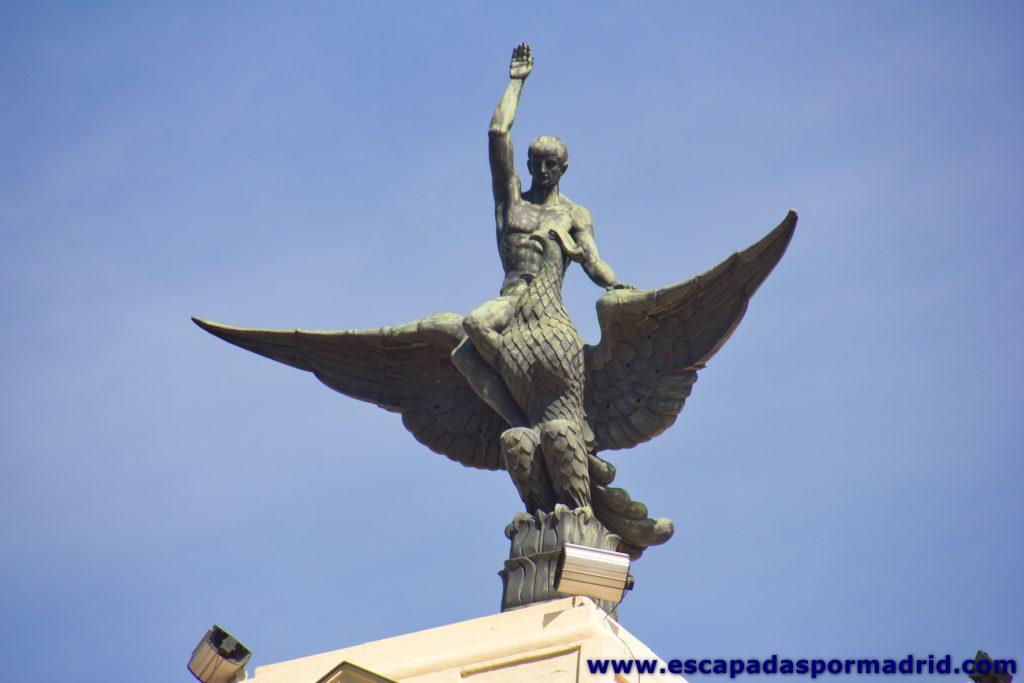 foto del Símbolo de la Unión y el Fénix