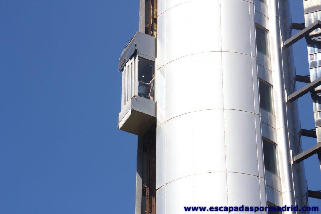 foto de Ascensor del Faro de Moncloa