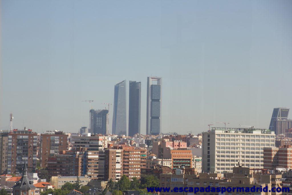 foto de Complejo de las Cuatro Torres y una de las Torres Kio