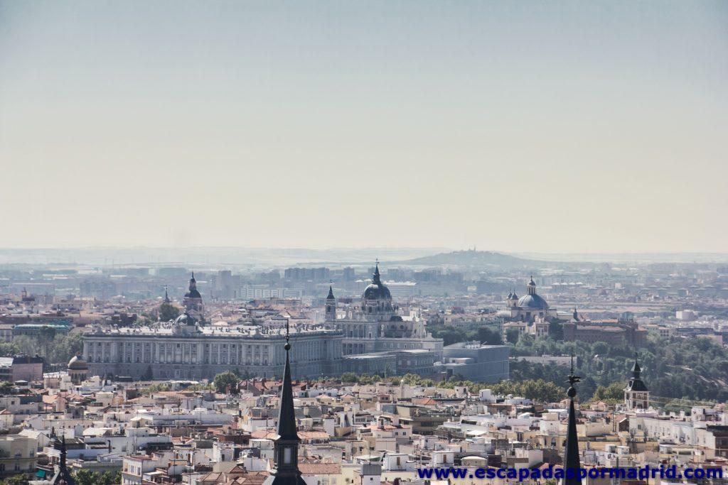 foto de Palacio Real, Catedral de la Almudena y Basílica de San Francisco el Grande