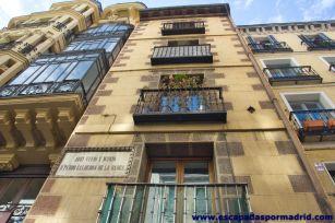 foto de la Casa de Calderón de la Barca