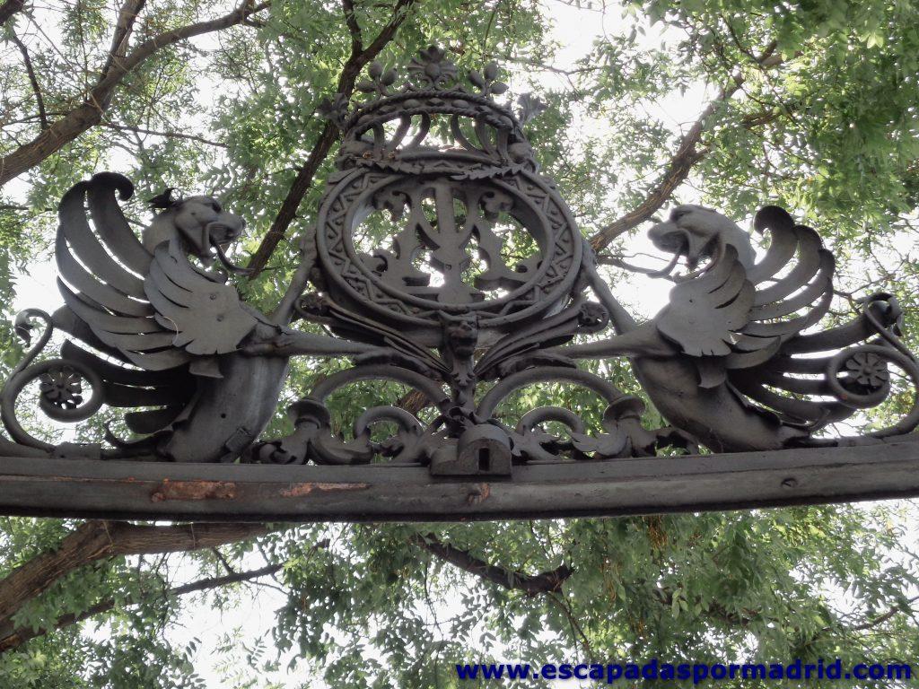 foto de Escudo de los Marqueses de Linares