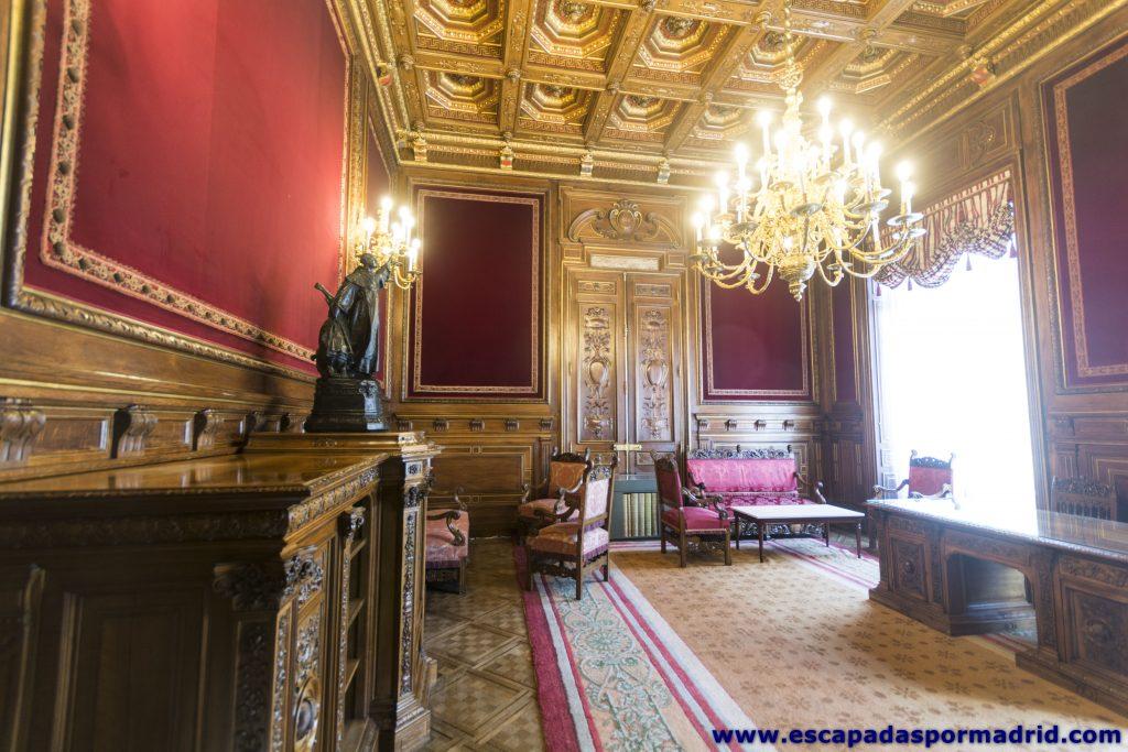 foto del Despacho del Marqués