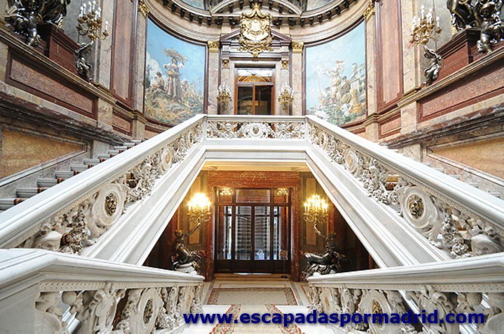 foto de Escaleras de mármol
