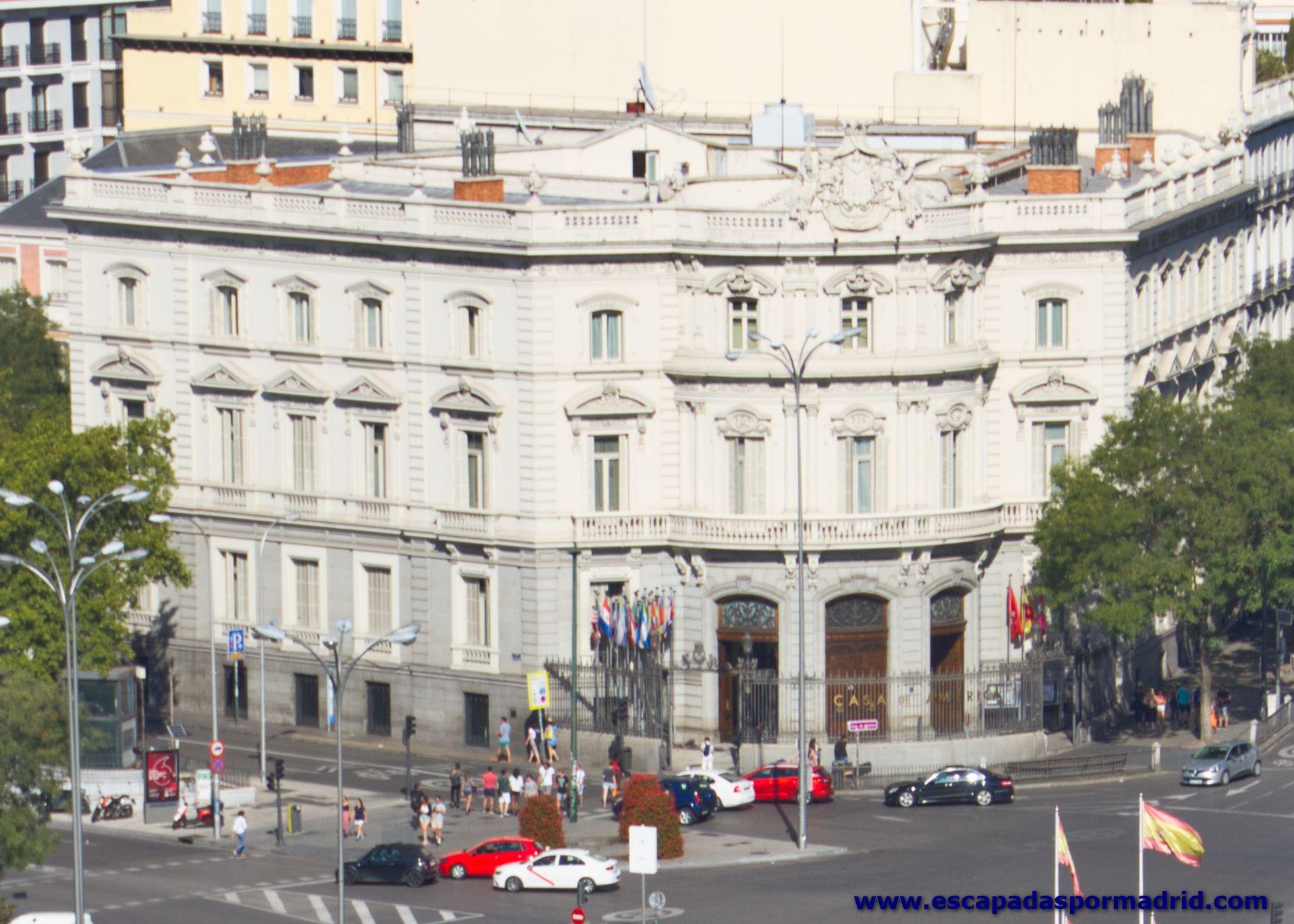 foto de Palacio de Linares