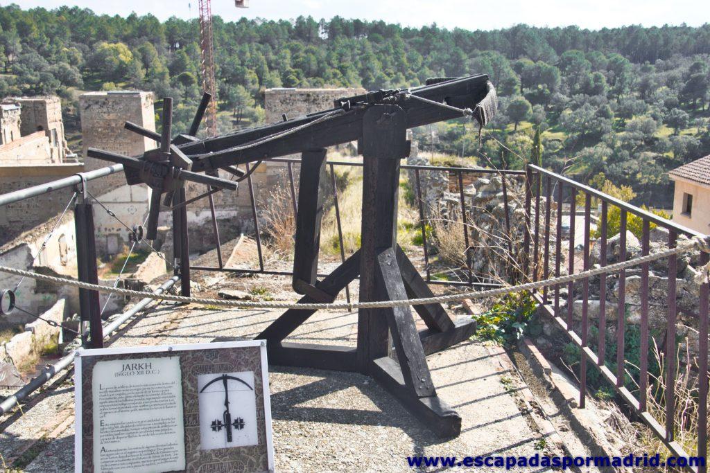 foto de Armas de asedio medieval