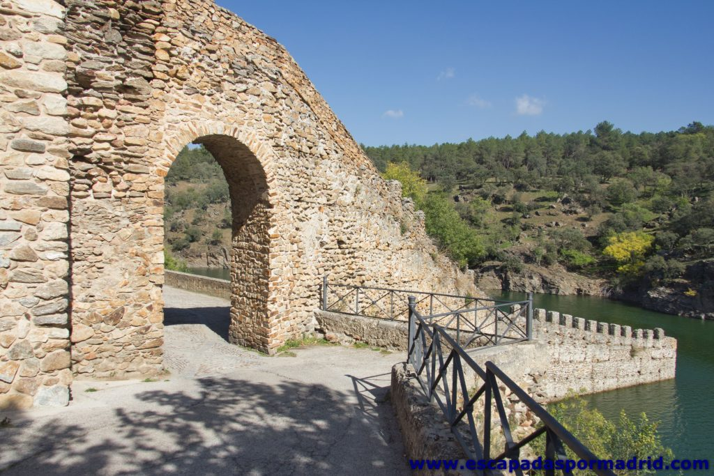 foto de la Coracha de Buitrago de Lozoya