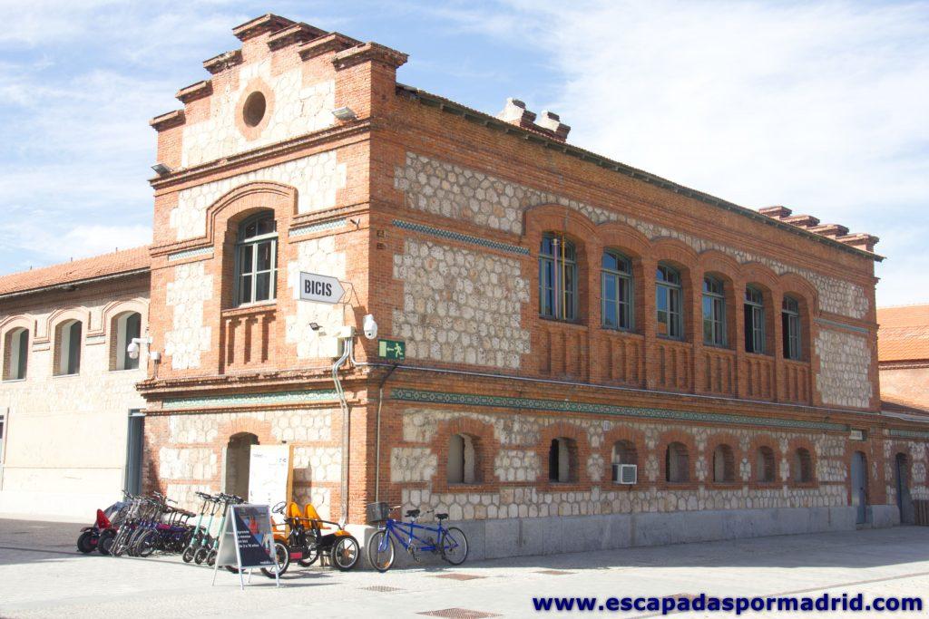 foto de Alquiler de bicicletas y karts en Matadero Madrid