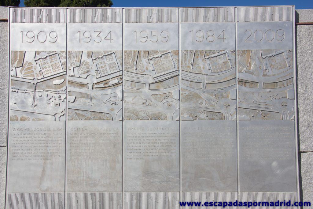 Foto de Monumento de Madrid Río