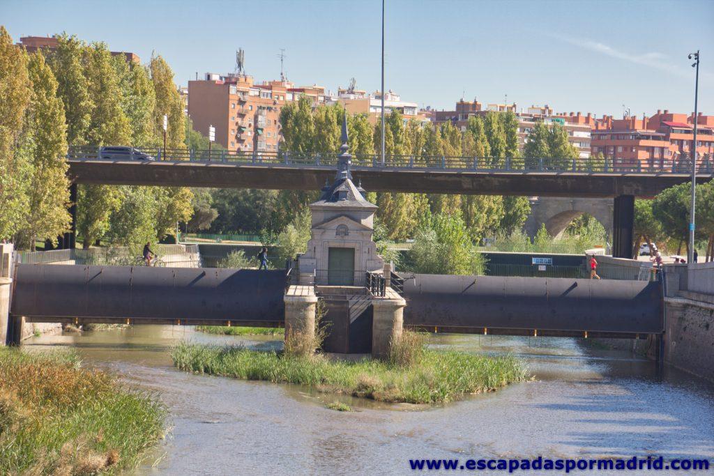 foto de Presa en el Río Manzanares